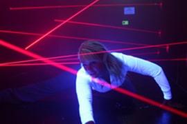 lasermission