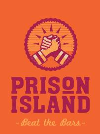prison island logo